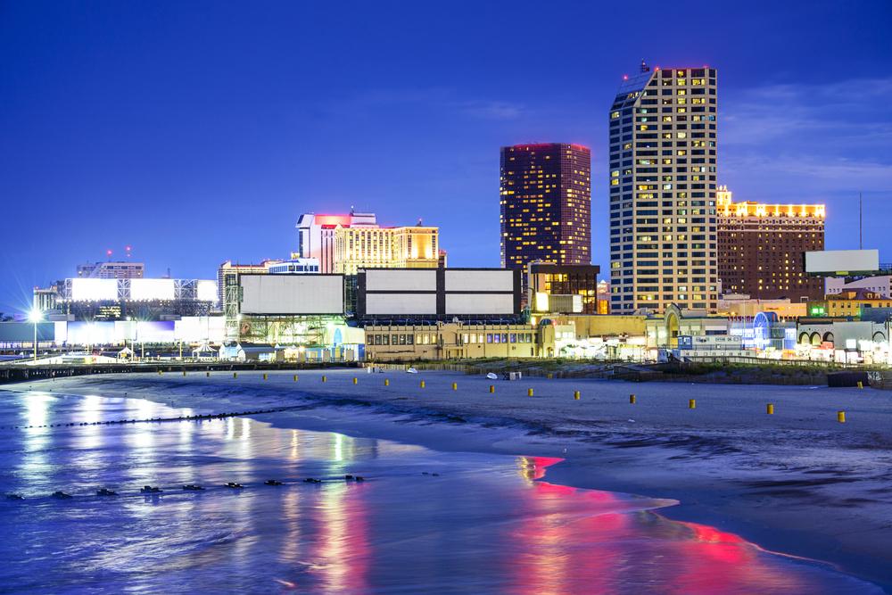 Atlantic City Casino Revenue Down 65% As Government Shutdown Businesses