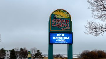 Grand Casino Adapts Safety Procedures During Reopening