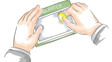how to play scratch cards