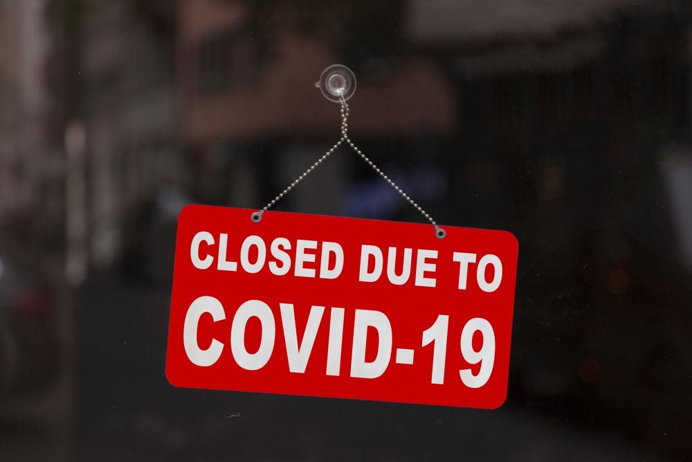 casino closed due to covid